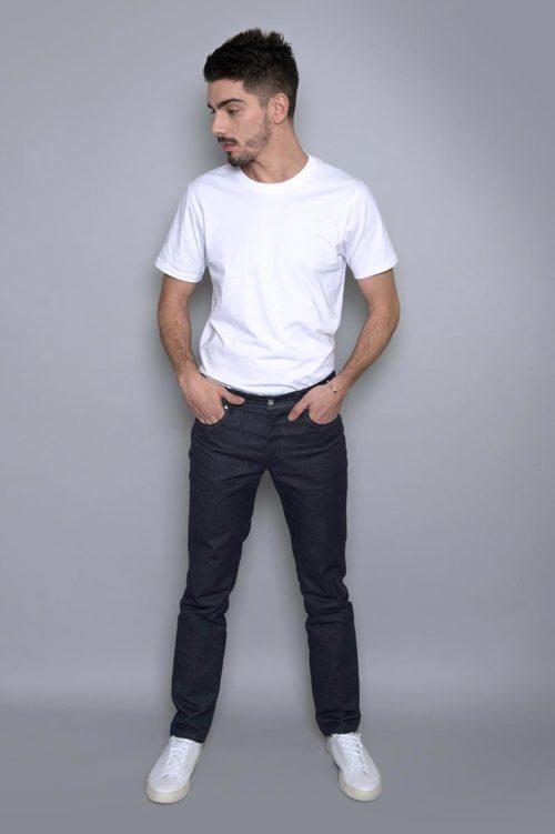 jean pantalon fuselé